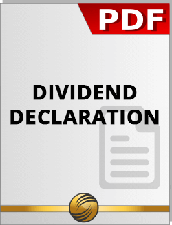 Download Divident Declaration PDF