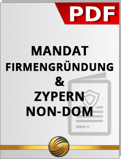 Download Mandat Zypern Firma + NON-DOM PDF